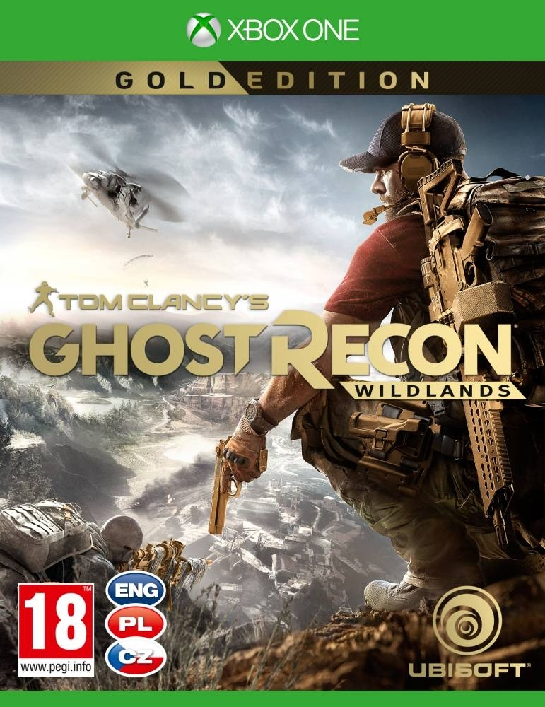 Tom Clancys Ghost Recon Wildlands Gold Edition PL (Xbox One)